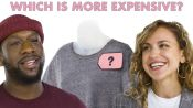 Style Expert Explains Cheap Vs. Expensive T-shirts