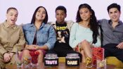 "Netflix's ""On My Block"" Cast Plays 'I Dare You'"
