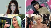 Kylie Jenner's 21-Year Hair Journey