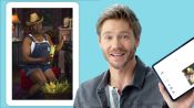 Riverdale's Chad Michael Murray Reviews Riverdale Memes