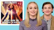 Sophie Turner and Tye Sheridan Review Dark Phoenix Memes