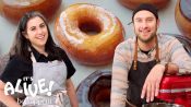 Brad and Claire Make Doughnuts Part 1: The Beginning