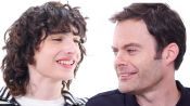 Bill Hader and Finn Wolfhard Interview Each Other