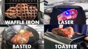 Every Way to Cook a Steak (43 Methods)
