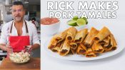 Rick Makes Pork Tamales