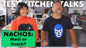 Pro Chefs Decide if 9 Foods are a Meal or a Snack