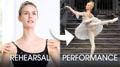 Ballerina Masters The Nutcracker's 'Sugar Plum Fairy' In A Day