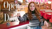 On Riverdale's Set With Madelaine Petsch
