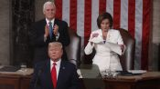 The Theatrics of Trump's State of the Union Address