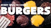 Every Way to Cook a Hamburger (42 Methods)