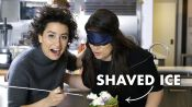 A Blindfolded Taste Test with Broad City's Ilana Glazer and Abbi Jacobson
