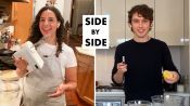 Troye Sivan Tries to Keep Up With a Professional Chef