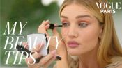 Rosie Huntington-Whiteley : son look make-up parfait pour un date en 3 minutes chrono
