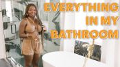 Everything in Shalom Blac's Newly Renovated Bathroom