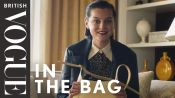 Emma Corrin: In The Bag
