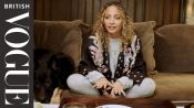 Nicole Richie's Perfect Night In Involves Talking To Her Chickens, Cuddling Her Crystals And Watching Vintage Erotic Movies