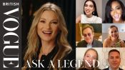 Watch Kate Moss Answer 28 Questions From Her Famous Friends And Family