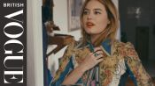 Inside the Wardrobe of Camille Rowe