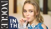 In The Bag Of Lily-Rose Depp