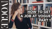 How to get a job at Vogue with Alexa Chung: Full documentary