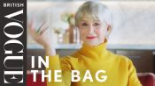 Helen Mirren: In The Bag