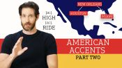 Accent Expert Gives a Tour of U.S. Accents - (Part Two)