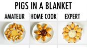 4 Levels of Pigs In A Blanket: Amateur to Food Scientist