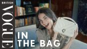 Lily Aldridge: In The Bag