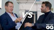 Alastair Campbell interviews Eddie Hearn