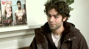 "Adrian Grenier on ""Teenage Paparazzo"""