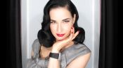 Dita Von Teese on Becoming a Burlesque Star