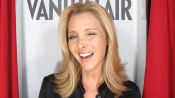 "Lisa Kudrow Talks About Her Showtime Hit ""Web Therapy"""