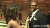 Tyler Perry at the 2014 V.F. Academy Awards Party