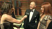 Edward Menicheschi at the 2014 V.F. Academy Awards Party