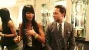 Watch Naomi Campbell Get Ready for Burberry's L.A. Fashion Show