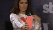 Salma Hayek Shows Us How to Master a Selfie
