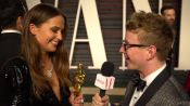Tyler Oakley Interviews Oscar Winner Alicia Vikander