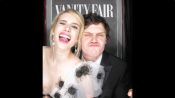 Watch Stars Get Silly in the Oscar Party Photo Booth