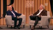 Barry Diller's Journey From Mailroom to Television Executive