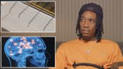 Wiz Khalifa Takes a Lie Detector Test