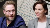 Seth Rogen and Charlize Theron Take a Lie Detector Test