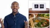 Everything Anthony Mackie Does in a Day