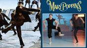 Choreographers Break Down a Mary Poppins Dance Scene