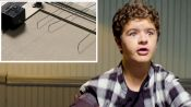 Stranger Things' Gaten Matarazzo Takes a Lie Detector Test