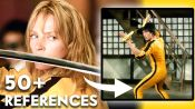 All 58 References in Kill Bill Vol. 1