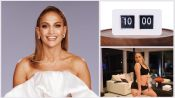 Everything Jennifer Lopez Does in a Day
