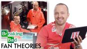 Aaron Paul Breaks Down Breaking Bad Theories from Reddit