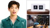 Everything K-pop Star Eric Nam Does In a Day