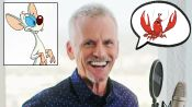 Rob Paulsen (Animaniacs) Improvises 12 New Cartoon Voices