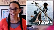 Marine Scientist Reviews Shark Attack Scenes, from 'Jaws' to 'Open Water'
